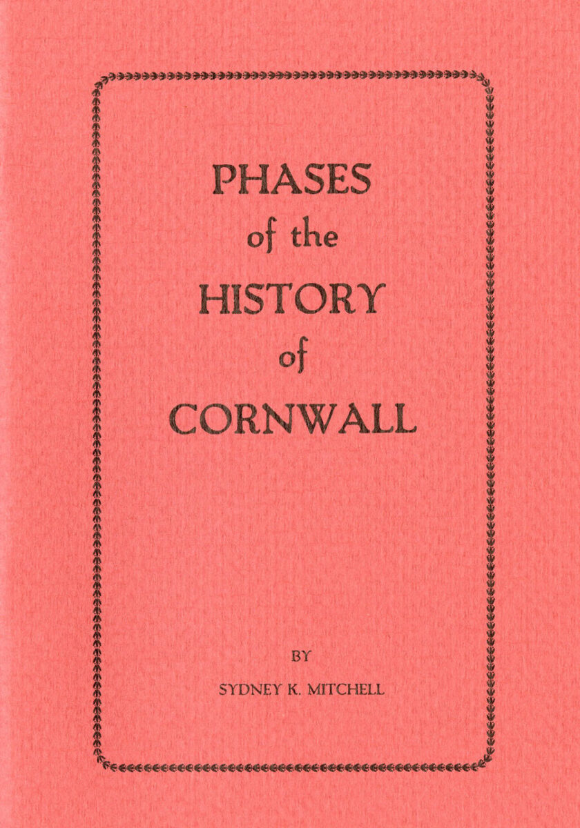 Phases of the History of Cornwall